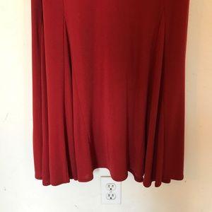 Dresses - 3/$18 Brick Red Formal Dress